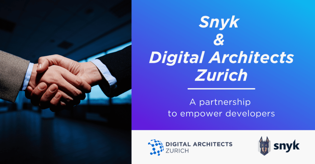 Snyk DAZ partnership